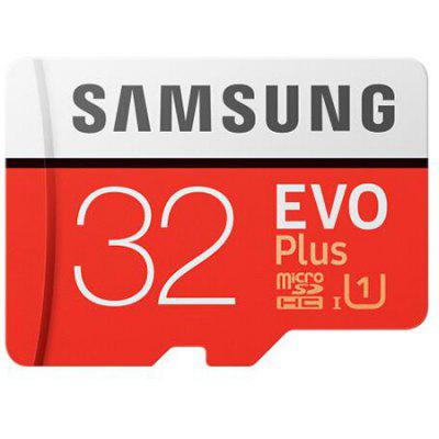 Gearbest Original Samsung UHS-1 32GB Micro SDHC Memory Card 80MB/s Class 10 Water Resistant / Anti-magnetic / X-ray Proof TF Cards