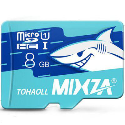 Gearbest MIXZA TOHAOLL Ocean Series 8GB Micro SD Memory Card - COLORMIX 8GB