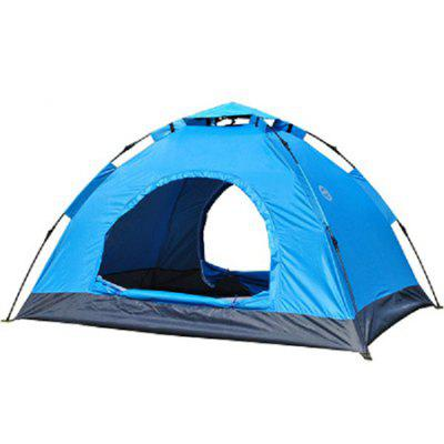 Quick Open Breathable Tent for Camping
