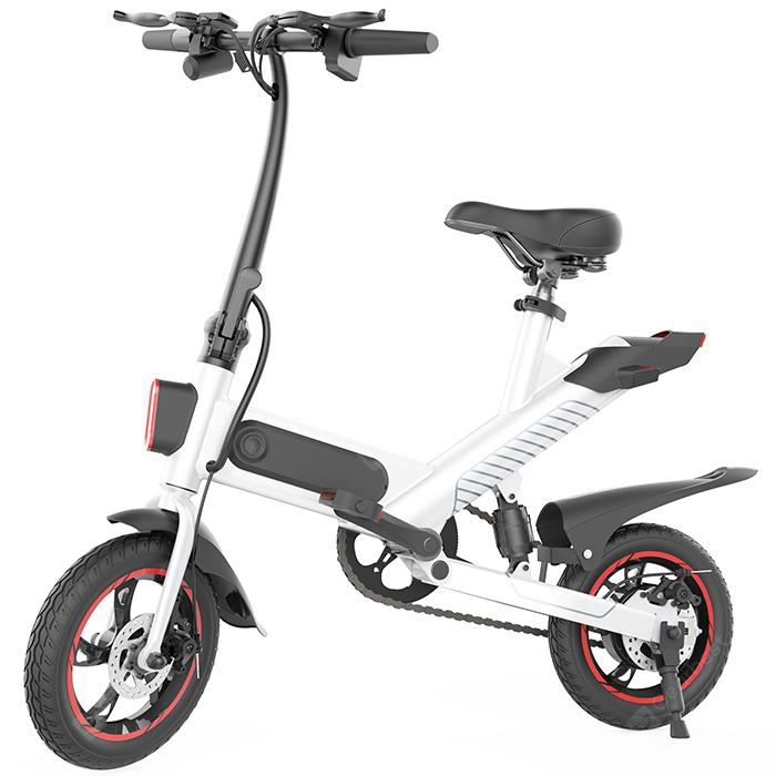GUANGYA Y1 Smart Folding Bike Moped Elec