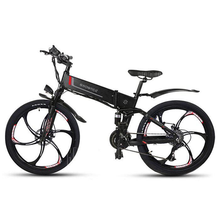 Samebike LO26 Electric Moped Bicycle Smart Folding Bike