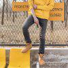 90FUN Men Classic Anti-slip Leather Boots from Xiaomi youpin - ORANGE GOLD