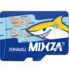 MIXZA TOHAOLL Ocean Series 64GB Micro SD Memory Card - COLORMIX