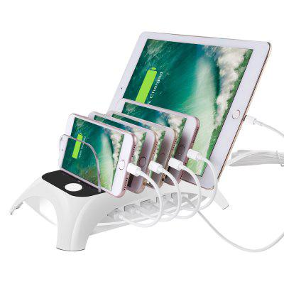 5 USB Ports Universal Fast Stand Charger
