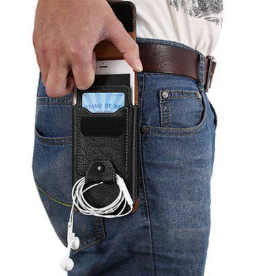 Leisure Retro Multifunctional Cellphone Waist Bag Wallet