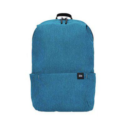 Image result for Xiaomi Trendy Solid Color Lightweight Water-resistant Backpack