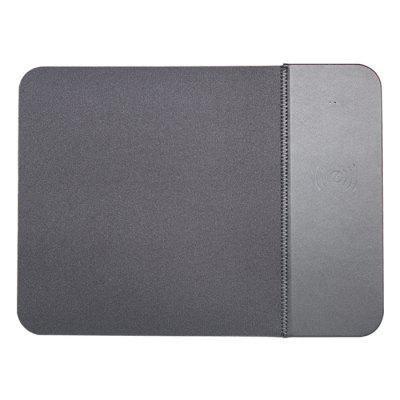 2 in 1 Qi Standard Wireless Charger Mouse Pad