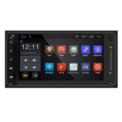 RM - CLT071 Universal 7.0 inch 2 Din Car Multimedia Player for Toyota