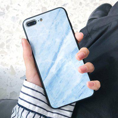 Phone Cover with Marble Pattern for iPhone 7 Plus / 8 Plus