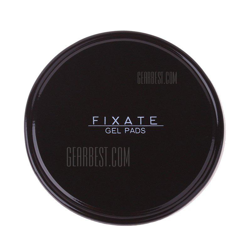 Malleable Non-slip Sticky Cell Pad - BLACK CIRCLE