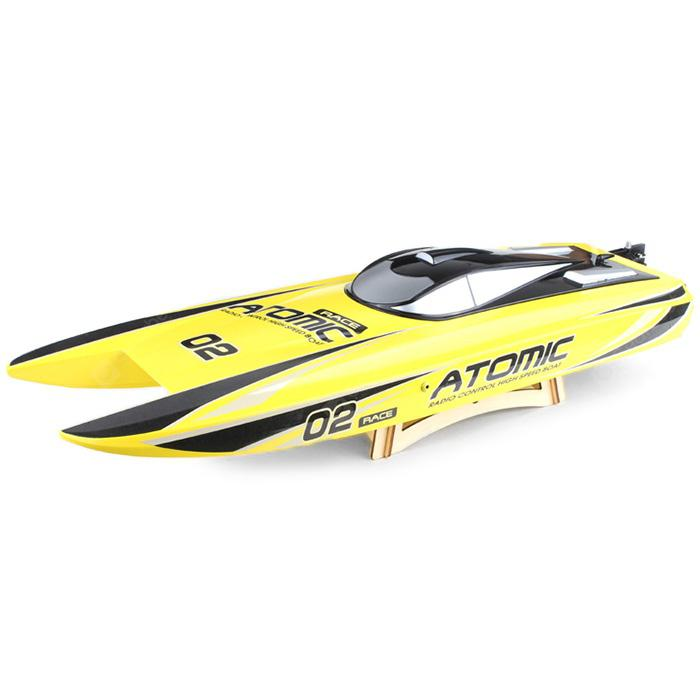 VOLANTEXRC 792 - 4 RC Boat Toy - Yellow