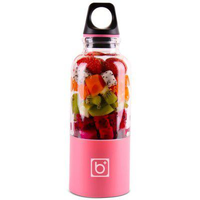 500ml USB Charging Portable Mini Fruit Juicer Bottle