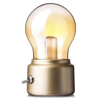 Retro British USB Charging Night Light