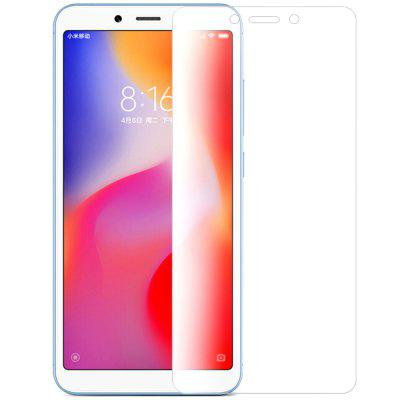 LeeHUR 2.5D Tempered Glass Screen Protector for Xiaomi Redmi 6A