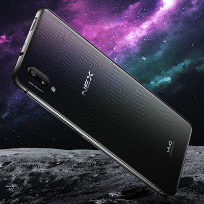 Vivo NEX, A Limitless Smartphone That Has a Full View Display & a Hidden Selfie Camera, Top-performing Snapdragon 845 SoC!