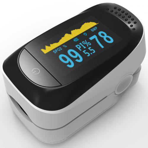 H2 Health-care 6 Display Modes Pulse Oximeter