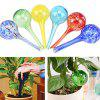 Automatic Self Watering Globe Bulb Plant Waterer - ROBIN EGG BLUE