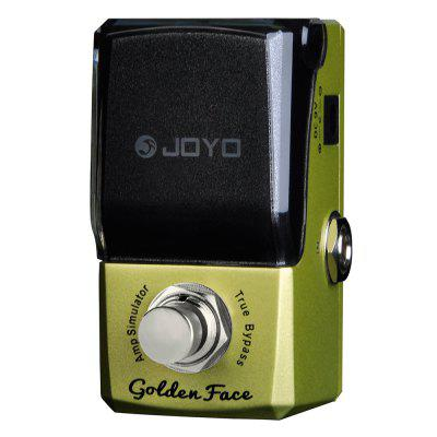 Joyo JF - 308 Golden Face Amp Sim Effects Pedal