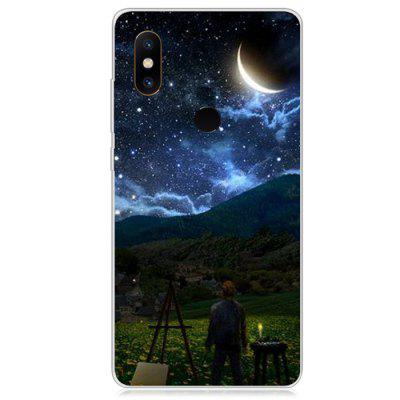 Artistic Starry Sky Phone Case for Xiaomi Mix 2S