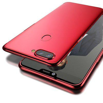 Electroplating Phone Protective Case for OPPO R11S