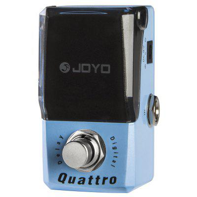 Joyo JF - 318 Quattro Digital Delay Guitar Effect Pedal