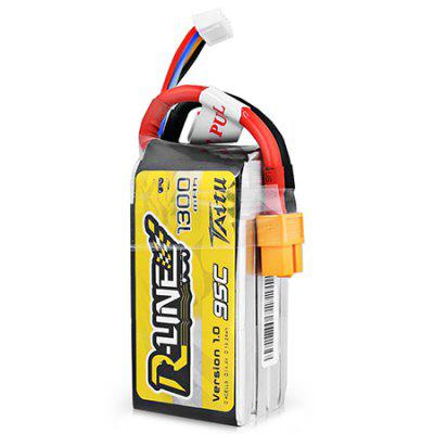 TATTU R - LINE 1300mAh 14.8V 4S 95C LiPo Battery