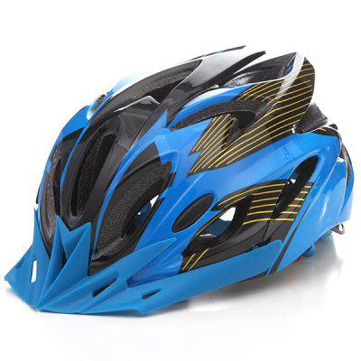 T-A016X Bicycle Helmet Bike Cycling Adult Adjustable Unisex Safety Equipment with Visor