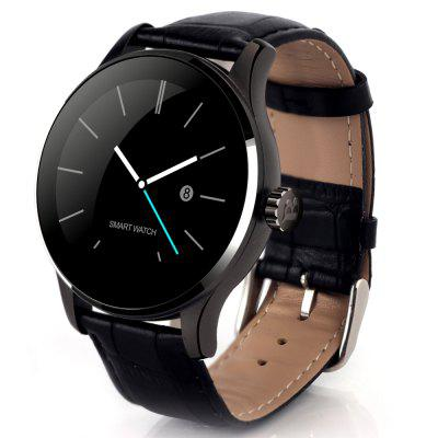 K88H Bluetooth Heart Rate Monitor Smartwatch