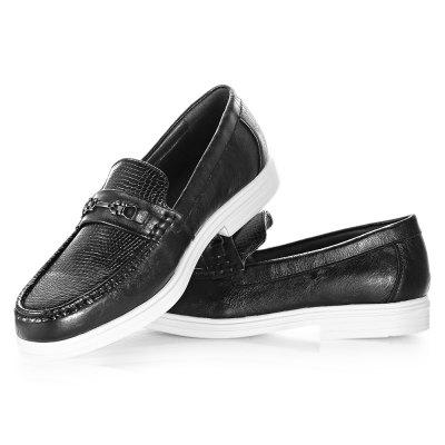 Men Durable Casual Shoes with Oxford Fabric