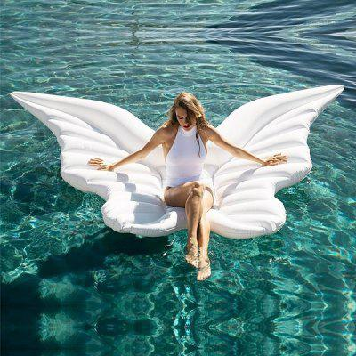 Giant Inflatable Float Butterfly Wing Pool Floating Mat