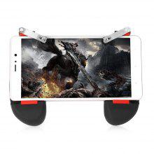 2 in 1 Mobile Gaming Trigger and Gamepad Handle Grip