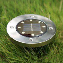 Utorch 8 LED Solar Lawn Light Decor
