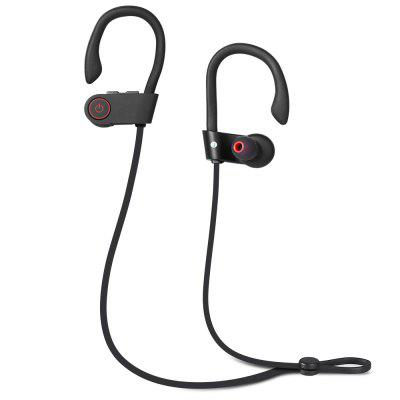 M6 Super-aural Earbuds Subwoofer Stereo Bluetooth Earphone