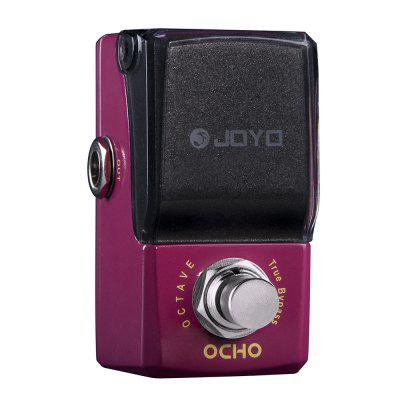 Joyo JF - 330 OCHO Space Verb Reverb Effects Pedal