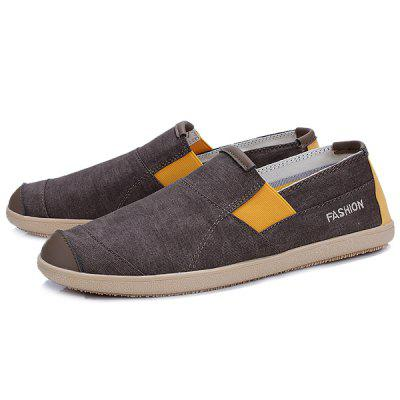 Men Outdoor Canvas Casual Shoes