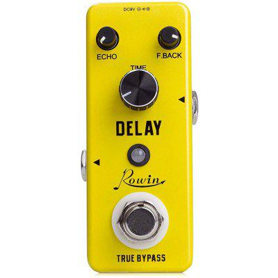 ROWIN LEF - 314 Delay Analog Effects Pedal for Guitar