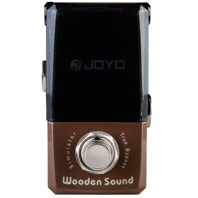 Joyo JF - 323 Wooden Sound Acoustic Pedal Effects