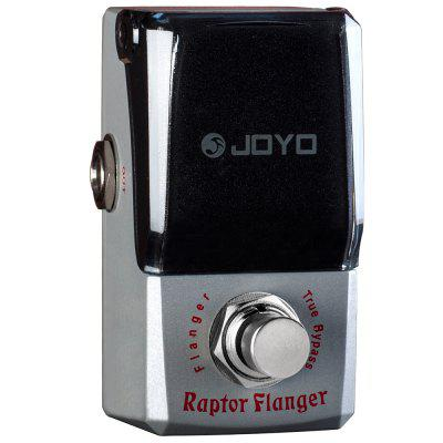Joyo  JF - 327 Raptor Flanger Effects Pedal for Guitar
