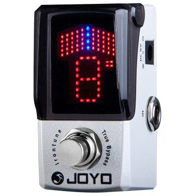 Joyo JF - 326 Pedal Tuner Effects Pedal for Guitar