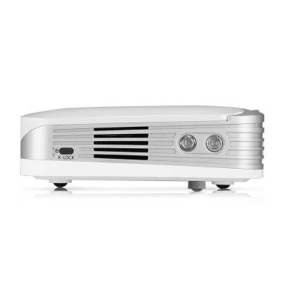 WOWOTO T8E 2000 Lumens DLP 3D Video Projector