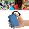Folding Portable Waterproof Picnic Handy Pocket Mat - BLUE KOI