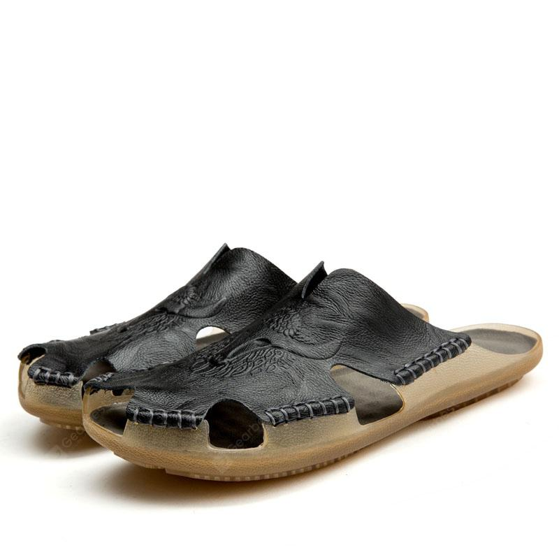 Men Water-resistant Breathable Casual Slippers clearance shop excellent under $60 for sale for sale top quality Ak1AuXaYkQ