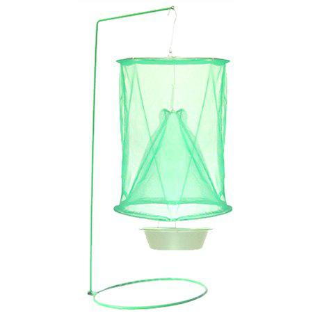 Environment-friendly Efficient Flies Trap Cage - ZOMBIE GREEN 1PC