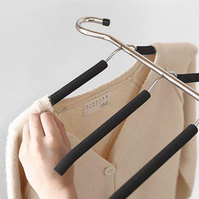 5-layer Clothes Hanger Space-saving Shirt Hanger