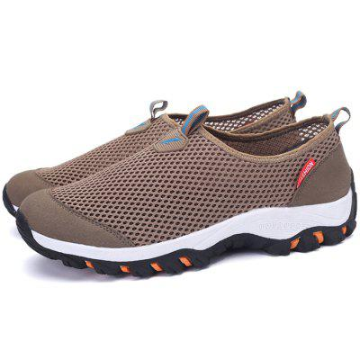 Men Fashion Rubber Sole Casual Shoes