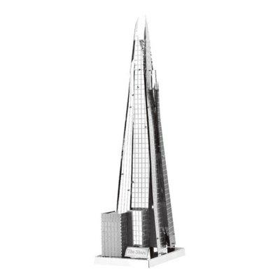 3D Metal Puzzle The Shard Model Toy Gift Ornament