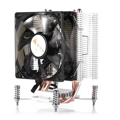 Goldenfield Arctic Ice K160 Silent Air Cooled CPU Radiator