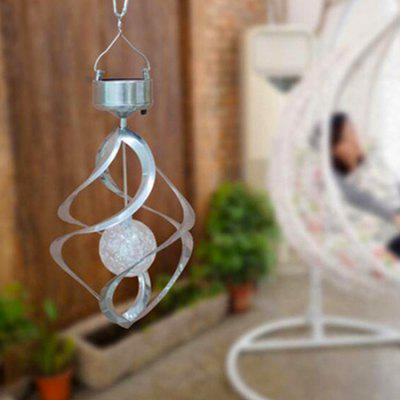 Wind Chime Solar Power Lights