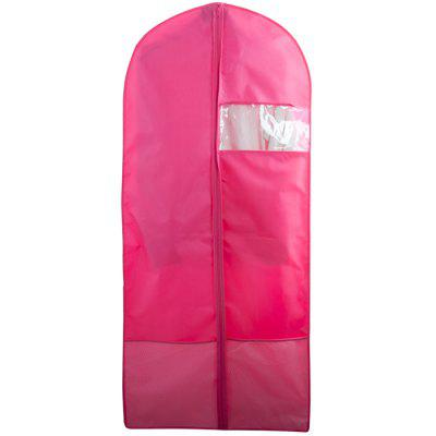 Foldable Clothing Bags Coat Dust-proof Cover with Clear Window