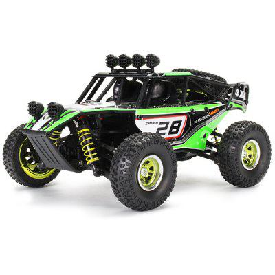 S610 2.4G 1/22 30 km / h Drift RC Off-road RTR auto